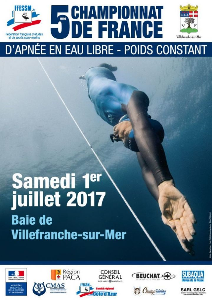 Freediving championship
