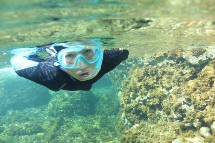 Freediving course for chlidren