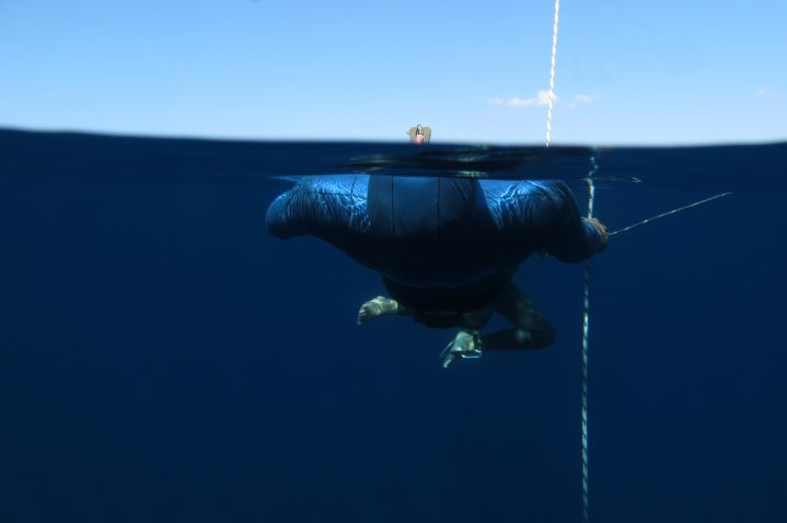 freediving French